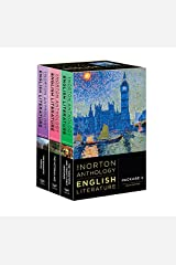 The Norton Anthology of English Literature – Package 2, 10th Edition Paperback