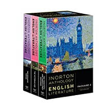 The Norton Anthology of English Literature, Package 2 (Includes Volumes D, E, F)