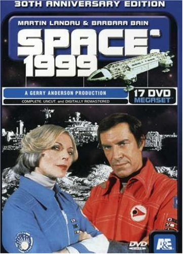 Complete Space 1999 Megaset: 30th Anniversary [DVD] [Import] B000P6R5TI