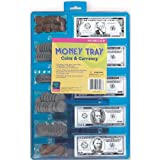 Paper Magic 482060 Eureka Learning Playground Hands On Learning, Money Tray
