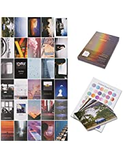 Susimond 30Pcs Aesthetic Picture for Wall Collage, 4 x 6 Inch Photo Wall Collage Kit Aesthetic Pictures, Modern Wall Aesthetic Posters for Dorm Wall Decor Indie Room Decor Gift Collection