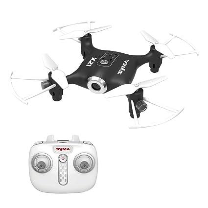 Syma X21 Mini RC Quadcopter Drone con altitud, 3D Flips, una clave ...