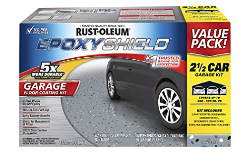 Rust-Oleum 261845 EpoxyShield Garage