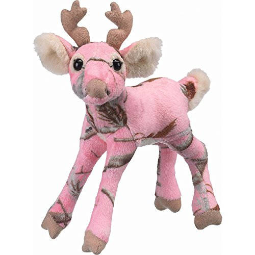 Camo Wild Realtree APC Pink Deer (10-Inch)