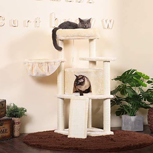 Cat tree for large cats 2020, 51MEz7CEU3L