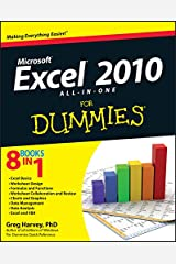 Excel 2010 All-in-One For Dummies Kindle Edition