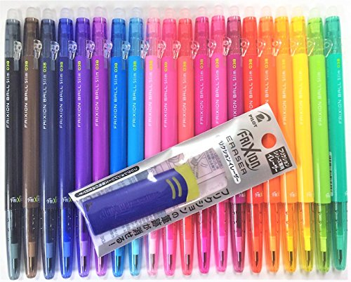Pilot FriXion Retractable Erasable Original