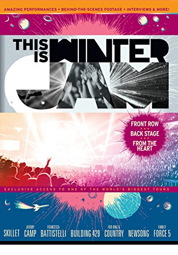 This Is Winter Jam (DVD) (Jam Dvd)