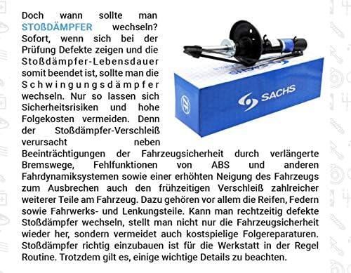 Sachs KIT 2 x Sto/ßd/ämpfer Domlager vorne