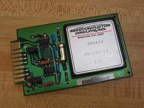 Measurex 0526810 Receiver Power Supply/Temp Sensor 04268100