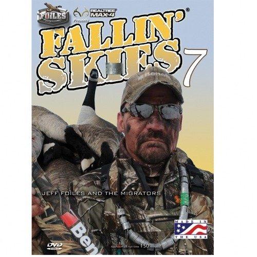 Realtree Fallin' Skies 7 (DVD) (Migrator Bird)