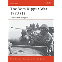 The Yom Kippur War 1973 (1): The Golan Heights