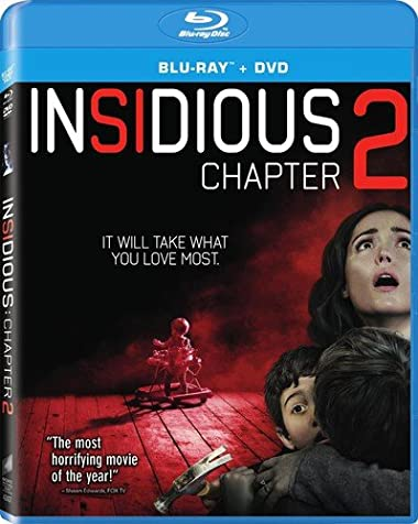 Insidious: Chapter 2 2013 720p BluRay Dual Audio In Hindi English