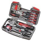 Apollo Herramientas de precisión DT9706 Juego general de herramientas de 39 piezas