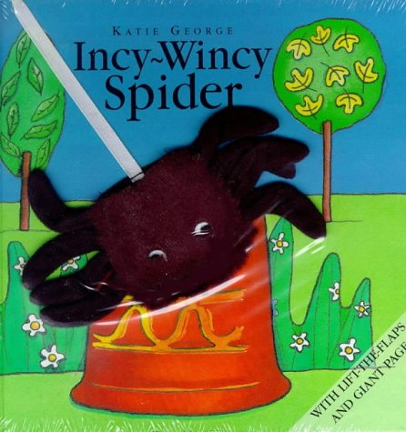 Incy Wincy Spider (Finger Puppet ()