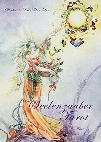 Das Seelenzauber-Tarot: Set aus 78 Tarotkarten und Buch in Klappschachtel Sondereinband – 12. April 2011 Stephanie Pui-Mun Law Barbara Moore Arun 3866630522