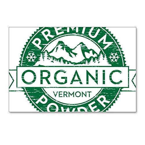 Telemark Powder Skis - CafePress - Vermont Powder - Postcards (Package of 8), 6
