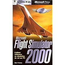 flight simulator 2000 (tactiques jeu) 2e ed.
