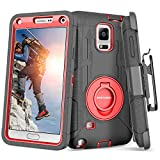 Best Galaxy Note 4 Waterproof Cases - BENTOBEN Case for Galaxy Note 4, Shockproof Heavy Review