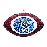 NFL Tennessee Titans Replica Football Ornament