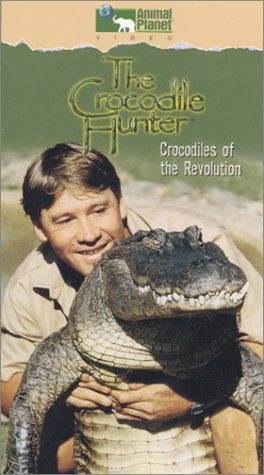 The Crocodile Hunter - Crocodiles of the Revolution [VHS]