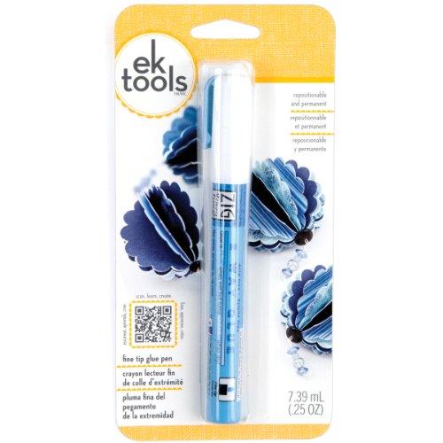 EK/Zig 2-Way Glue Pen Carded-Fine Tip