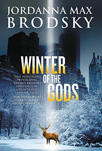 Download Winter of the Gods (Olympus Bound) pdf