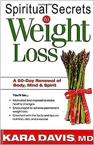 Lose weight spiritually