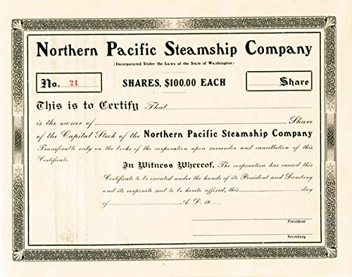Northern Pacific Steamship Company for sale  Delivered anywhere in USA