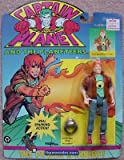 Captain Planet Planeteer Wheeler Tiger Toys 1991
