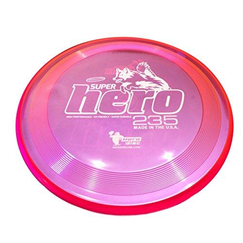 Hero Super Hero Dog Flying Disc – PINK Review