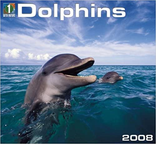 One with Nature Dolphins Calendar