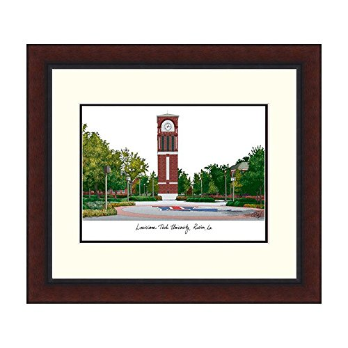 Campus Images NCAA Louisiana Tech University Alumnus Legacy Frame by Campus Images