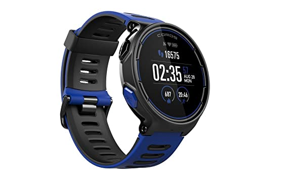 Amazon.com: Coros PACE GPS Sports Watch with Wrist-Based Heart Rate Monitoring | Includes Running, Cycling, Swimming and Triathlon Features and Barometric ...