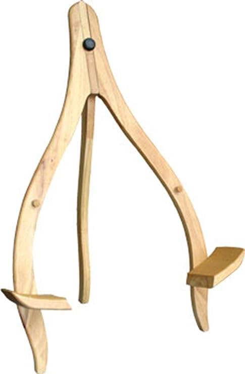 Pie de soporte artesano para Guitarra clásica o flamenca: Amazon ...