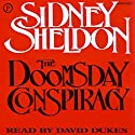 The Doomsday Conspiracy Audiobook by Sidney Sheldon Narrated by David Dukes