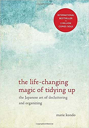 The Life-Changing Magic of Tidying Up by Marie Kondō Free PDF Read eBook Online