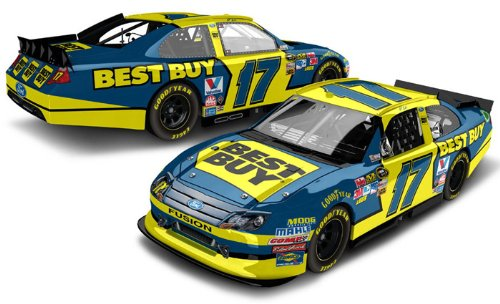 Action Racing Collectibles 2012 Matt Kenseth #17 Best Buy Fusion 1/24 Galaxy Finish Collectible