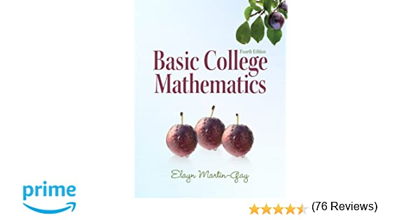 Counting Number worksheets maths probability worksheets : Amazon.com: Basic College Mathematics (4th Edition) (9780321649409 ...
