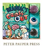Peter Pauper Press - Brainiac's Gross Out Activity Book (84488) Ages 8 - 12