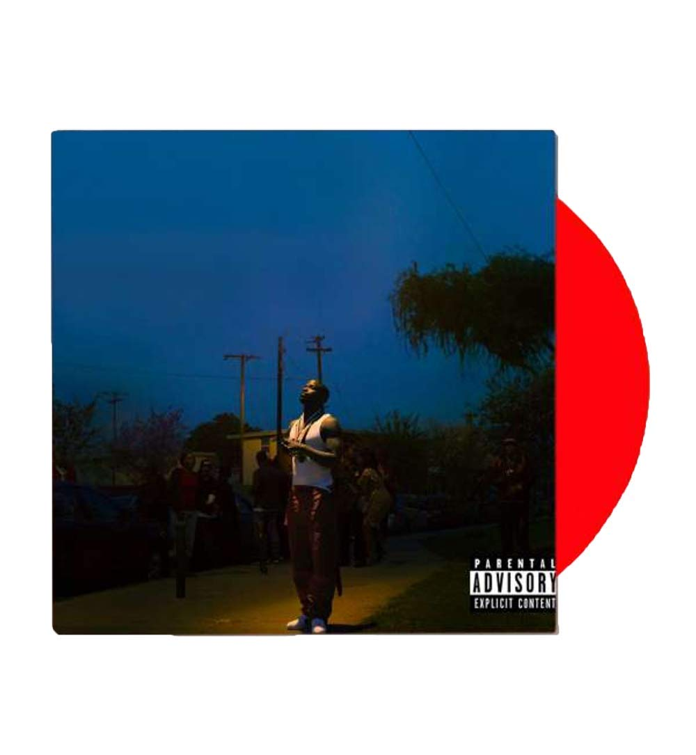 Redemption - Jay Rock (Limited Edition Colored Vinyl) by Top Dawg / Interscope Productions