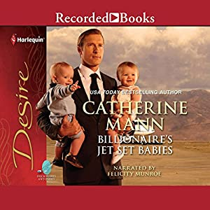 Billionaire's Jet-Set Babies Audiobook