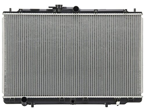 RADIATOR FOR ACURA FITS CL TL 3.2 V6 6CYL WITHOUT SENSOR HOLE 2431 (Acura Cl Radiator Replacement)