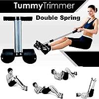 Gjshop Tummy Trimmer-Waist Trimmer-Abs Exerciser-Body Toner-Fat Buster- Multipurpose Fitness Equipment for Men and Women