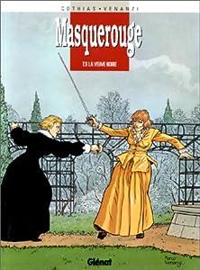 """Afficher """"Les Sept vies de l'épervier : les aventures de Masquerouge n° 09<br /> La veuve noire"""""""