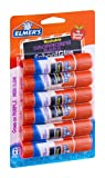Office Products : 6 Count Elmers E1560 1.2 oz. Washable School Glue Stick - 4 Pack