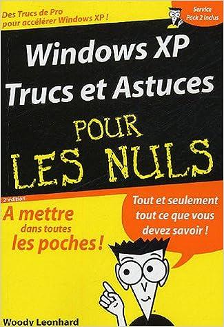 Téléchargement Windows XP Trucs et Astuces pour les Nuls pdf, epub ebook