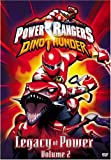 Power Rangers Dino Thunder, Vol. 2: Legacy of Power
