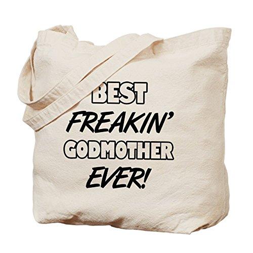 "CafePress borsa, con inciso ""My Godmother"" (miglior Freakin'ricerca Borsa"