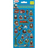 Paper Projects Thomas and Friends Large Foiled Stickers